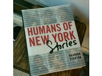 Humans of New York: Stories Hardback Book
