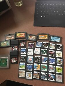 Nintendo ds gameboy advance games