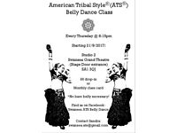 Swansea American Tribal Style (ATS) Belly Dance Class