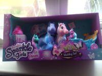 New Toys set pony