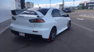 2014 Mitsubishi Lancer Evolution GSR Sedan
