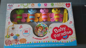 NEW IN BOX - BEST GIFT BABY PARADISE MOBILE