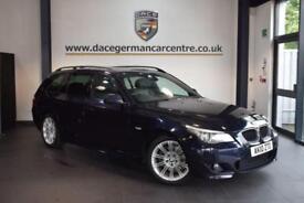 2010 10 BMW 5 SERIES 2.0 520D M SPORT BUSINESS EDITION TOURING 5DR 175 BHP DIESE