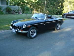 For sale: 1972 MGB