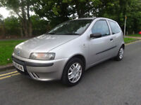 Fiat Punto 1.2 Active 2003/03 93,000 miles June 2018 mot very good condition