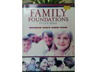 NKJV Family Foundations Study Bible