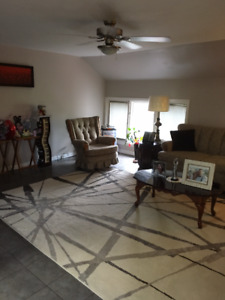 Recently Renovated, Private 3 Bedroom Apartment