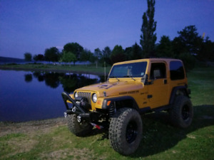 1999 JEEP TJ SPORT.*** FULLY REDONE FROM FRAME