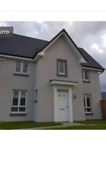 2 bed new build property for Offshore Europe
