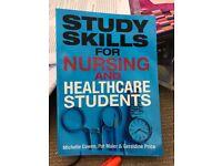 Study skills for nursing students book