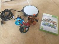 Xbox 360 skylander swap force bundle game portal figures