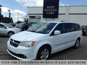 2016 Dodge Grand Caravan Crew Plus | LEATHER | REAR CAMERA