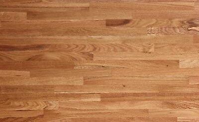 Kitchen Worktop (Oak Block PVC £40)