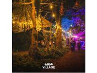 Lost village 2017 ticket