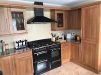 Kitchen units - Range Cooker - dishwasher - washing machine