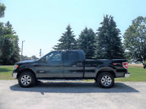 2012 Ford F-150 XTR 4WD- Super Crew V6 EcoBoost.  ONLY $19 950!!