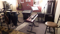 Jam Space for rent and Recording services