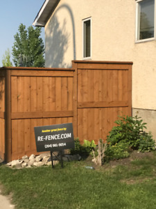 RE-FENCE.COM   fence installation and maintenance and repair