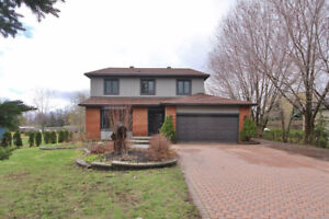 Remodeled home on the Rideau River
