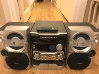 Philips C700 Home Audio System