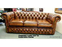 Chesterfield Ireland Sofa New=THE BEST