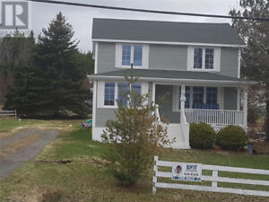 PRICE REDUCED! 4 Bedroom Home For Sale  Glovertown