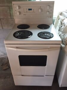 """Kenmore 24"""" Apartment Size Electrical Stove"""