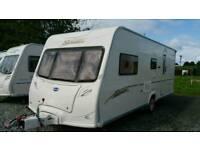 Bailey Senator Series 5 Arizona - 4 Berth Touring Caravan