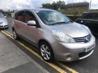 2009 (59) Nissan Note 1.5 DCi N-Tec / 74K FSH / 12 Months MOT / 6 Months Warranty