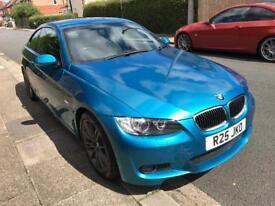 BMW 320i M Sport Coupe - Rare Atlantis Blue