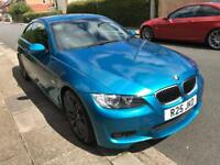 BMW 320i M Sport Coupe - Rare Atlantis Blue