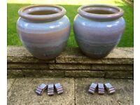 Garden/Plant pots for sale!