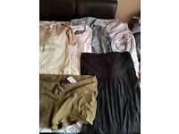 Maternity Clothes Bundle size 14/16 /large 6 items Bundle 3