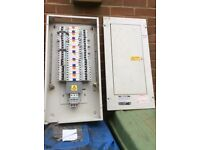 MAINS ELECTRICAL DISTRIBUTION CABINET