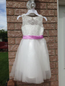 Flower Girl Dress $45