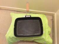 Grill pan grills from IKEA brand £8