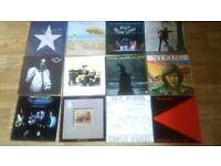 12 x neil young vinyl LP's - zuma / everybody knows / rust never sleeps