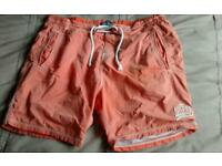 Superdry Beach/Board shorts - large