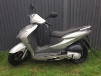 Honda Dylan 125 taxed and mot green slip only £350