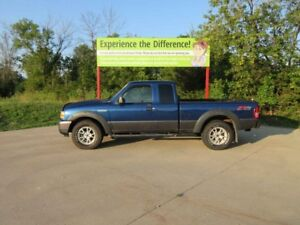 2008 Ford RANGER EXT CAB FX4 OFF ROAD 4X4