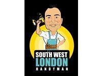 Local British handyman