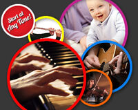 Music Lessons - Experienced Instructors, Great Rates