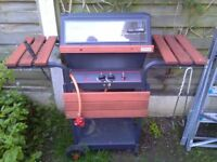American 'Sunbeam' gas barbecue only £15,no offers.