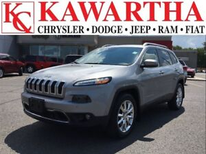 2015 Jeep Cherokee LIMITED*4X4*NAVIGATION*