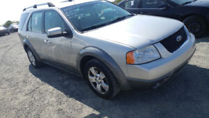 CHEAP VEHICLES $800-$1000 taxes in  07 FREESTYLE 7 PASSENGER ETC
