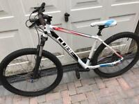 Cube aim cmpt mountain bike 27.5