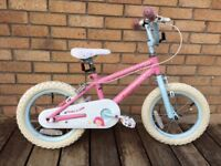 Girls Fairies 14inch Bicycle