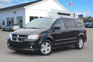 2016 Dodge Grand Caravan CREW! HEATED SEATS! STO N GO!