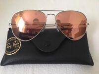 Genuine ray ban sunglasses