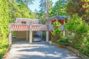 SUNNY & PRIVATE property minutes from Metchosin/Colwood border